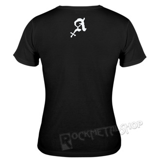 t-shirt hardcore pour femmes - DEVIL'S BIBLE - AMENOMEN, AMENOMEN