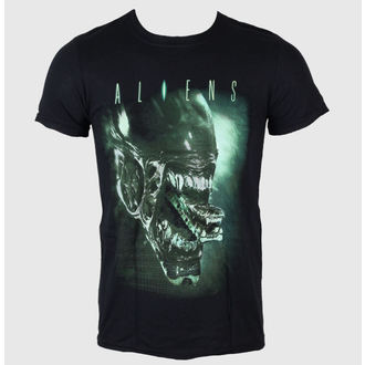 t-shirt de film Alien - Vetřelec - Alien Head - LIVE NATION, LIVE NATION, Alien - Vetřelec