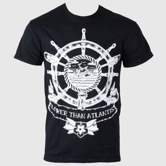tee-shirt métal pour hommes Lower Than Atlantis - Sinking Ship - LIVE NATION, LIVE NATION, Lower Than Atlantis