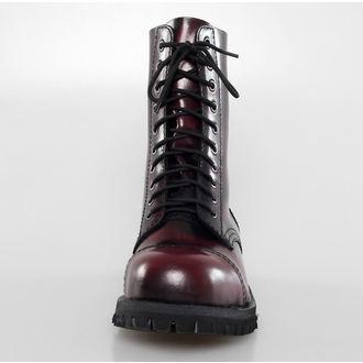 chaussures ALTER CORE - 10dírkové - Burgundy Rub-Off, ALTERCORE