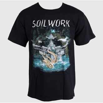 tee-shirt métal pour hommes SoilWork - Barge To Hell-Break For Nobody - Just Say Rock - JSR, Just Say Rock, SoilWork