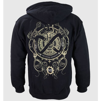 sweat-shirt avec capuche pour hommes SoilWork - Logo-Infinite - Just Say Rock, Just Say Rock, SoilWork