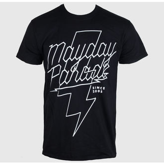 tee-shirt métal pour hommes Mayday Parade - Lightning Bolt - PLASTIC HEAD, PLASTIC HEAD, Mayday Parade