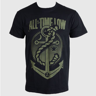 tee-shirt métal pour hommes All Time Low - Holds It Down - PLASTIC HEAD, PLASTIC HEAD, All Time Low