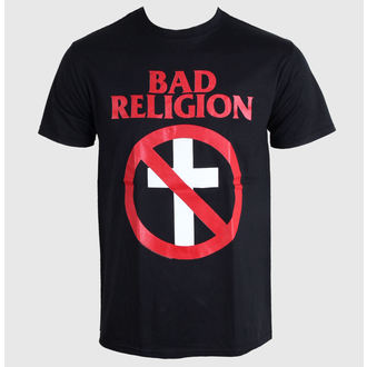 tee-shirt métal pour hommes Bad Religion - Cross Buster - PLASTIC HEAD, PLASTIC HEAD, Bad Religion
