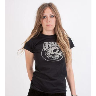 tee-shirt métal pour femmes Orchid - Skull Logo - NUCLEAR BLAST, NUCLEAR BLAST, Orchid