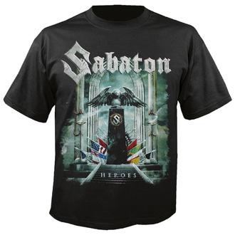 tee-shirt métal pour hommes Sabaton - Heroes - NUCLEAR BLAST, NUCLEAR BLAST, Sabaton