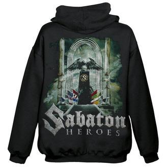 sweat-shirt avec capuche pour hommes Sabaton - Heroes - NUCLEAR BLAST, NUCLEAR BLAST, Sabaton