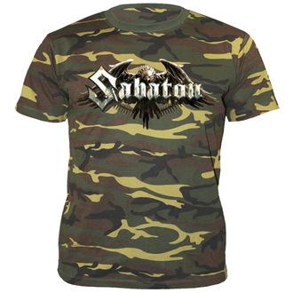 tee-shirt métal pour hommes Sabaton - Inmate Camouflage - NUCLEAR BLAST, NUCLEAR BLAST, Sabaton
