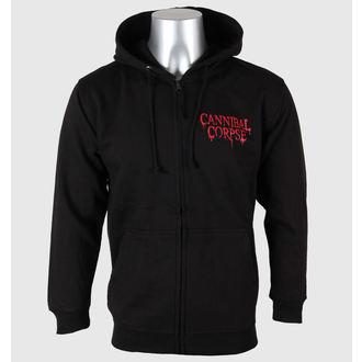 sweat-shirt avec capuche pour hommes Cannibal Corpse - A Skeletal Domain - PLASTIC HEAD, PLASTIC HEAD, Cannibal Corpse