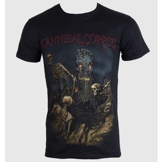 tee-shirt métal pour hommes Cannibal Corpse - A Skeletal Domain 4 - PLASTIC HEAD - PH8782