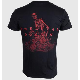tee-shirt métal pour hommes Cannibal Corpse - A Skeletal Domain 4 - PLASTIC HEAD, PLASTIC HEAD, Cannibal Corpse
