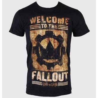 tee-shirt métal pour hommes Crown The Empire - Fallout - PLASTIC HEAD