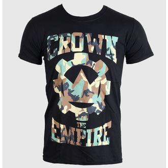 tee-shirt métal pour hommes Crown The Empire - Run And Hide - PLASTIC HEAD, PLASTIC HEAD, Crown The Empire