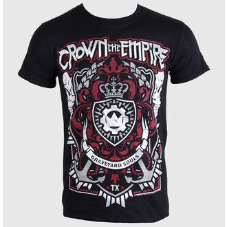 tee-shirt métal pour hommes Crown The Empire - Souls - PLASTIC HEAD