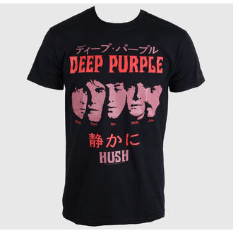 tee-shirt métal pour hommes Deep Purple - Hush Japan - PLASTIC HEAD, PLASTIC HEAD, Deep Purple