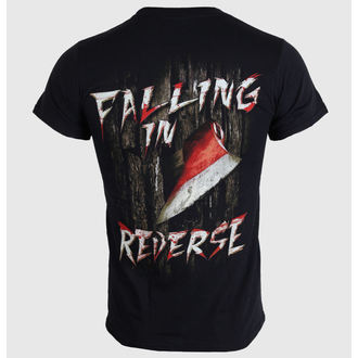 tee-shirt métal pour hommes Falling In Reverse - Here's Ronnie - PLASTIC HEAD, PLASTIC HEAD, Falling In Reverse