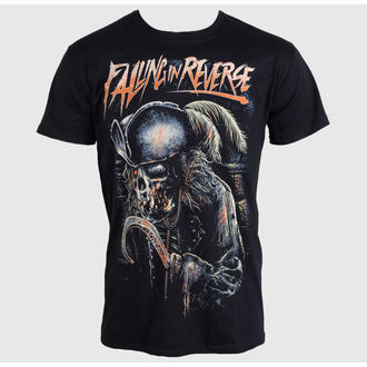 tee-shirt métal pour hommes Falling In Reverse - Undead - PLASTIC HEAD, PLASTIC HEAD, Falling In Reverse