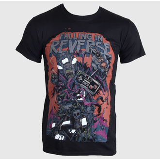 tee-shirt métal pour hommes Falling In Reverse - Video Game - PLASTIC HEAD, PLASTIC HEAD, Falling In Reverse