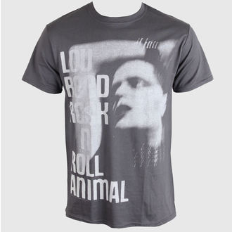 tee-shirt métal pour hommes Lou Reed - Rock 'N' Roll Animal - PLASTIC HEAD, PLASTIC HEAD, Lou Reed