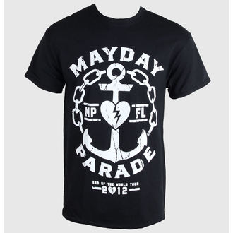 tee-shirt métal pour hommes Mayday Parade - Anchor - PLASTIC HEAD, PLASTIC HEAD, Mayday Parade