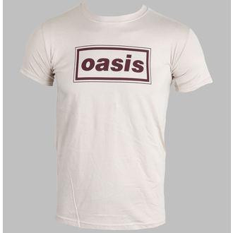 tee-shirt métal pour hommes Oasis - Classic Logo (Brown) - PLASTIC HEAD, PLASTIC HEAD, Oasis