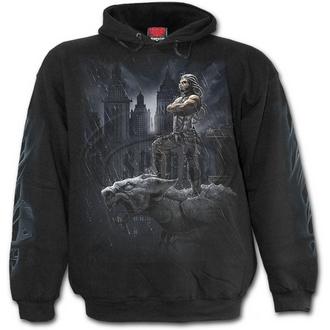 sweat-shirt avec capuche pour hommes - ENFORCER - SPIRAL, SPIRAL