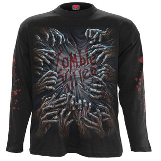 t-shirt pour hommes - ZOMBIE KILLER - SPIRAL