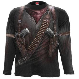 t-shirt pour hommes - HOLSTER WRAP - SPIRAL, SPIRAL