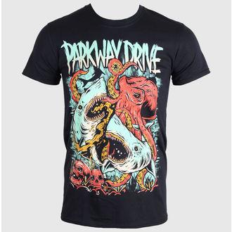 tee-shirt métal pour hommes Parkway Drive - Sharktapuss - PLASTIC HEAD, PLASTIC HEAD, Parkway Drive