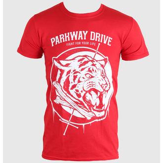 tee-shirt métal pour hommes Parkway Drive - Tiger Bones - PLASTIC HEAD, PLASTIC HEAD, Parkway Drive