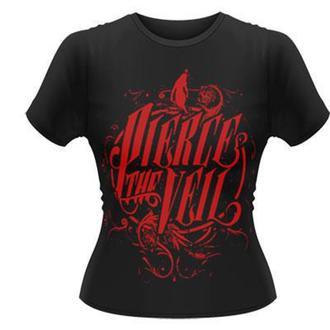 tee-shirt métal pour femmes Pierce the Veil - Logo - PLASTIC HEAD, PLASTIC HEAD, Pierce the Veil