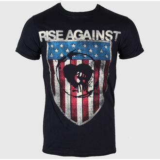tee-shirt métal pour hommes Rise Against - Shield - PLASTIC HEAD, PLASTIC HEAD, Rise Against