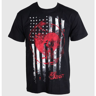 tee-shirt pour hommes Rise Against - Stained Drapeau - PLASTIC HEAD, PLASTIC HEAD, Rise Against