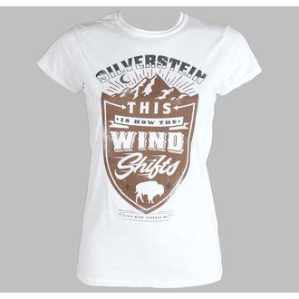 tee-shirt métal pour femmes Silverstein - Crestl - PLASTIC HEAD, PLASTIC HEAD, Silverstein