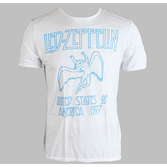 tee-shirt métal pour hommes Led Zeppelin - 77 - AMPLIFIED, AMPLIFIED, Led Zeppelin