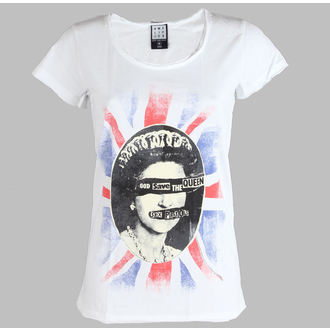 tee-shirt métal pour femmes Sex Pistols - Queens - AMPLIFIED, AMPLIFIED, Sex Pistols