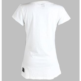 tee-shirt pour femmes (tunique) Amy Winehouse - AMPLIFIED - Blanc, AMPLIFIED, Amy Winehouse