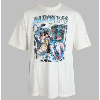tee-shirt métal pour hommes Baroness - Blue record - RELAPSE, RELAPSE, Baroness
