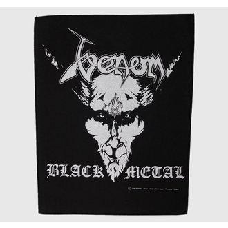 applique grand Venom - Noire Metal - RAZAMATAZ, RAZAMATAZ, Venom