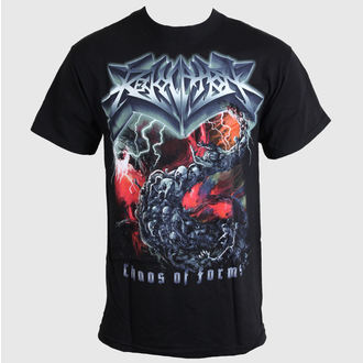 tee-shirt métal pour hommes Revocation - Chaos Of Forms - RELAPSE, RELAPSE, Revocation