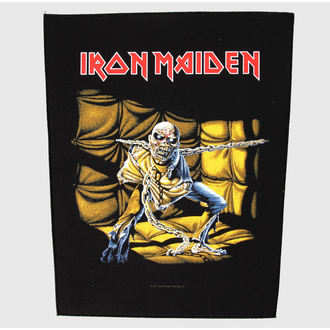 applique grand Iron Maiden - Piece Of Mind - RAZAMATAZ, RAZAMATAZ, Iron Maiden