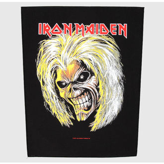 applique grand Iron Maiden - Killers / Eddie - RAZAMATAZ, RAZAMATAZ, Iron Maiden