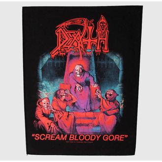 applique grand Death - Scream Bloody Gore - RAZAMATAZ, RAZAMATAZ, Death
