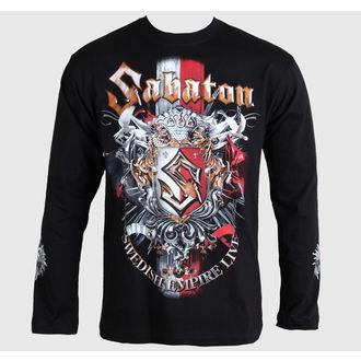 tee-shirt métal pour hommes Sabaton - Black - CARTON, CARTON, Sabaton
