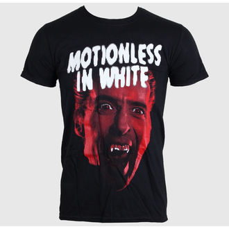 tee-shirt pour hommes Immobile IN BLANC - DRACULA - NOIRE - LIVE NATION, LIVE NATION, Motionless in White