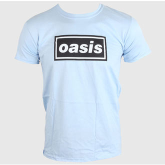 tee-shirt métal pour hommes Oasis - DEFINITELY MAYBE - LIVE NATION, LIVE NATION, Oasis