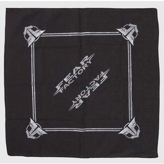 écharpe Fear Factory - Logo - RAZAMATAZ, RAZAMATAZ, Fear Factory