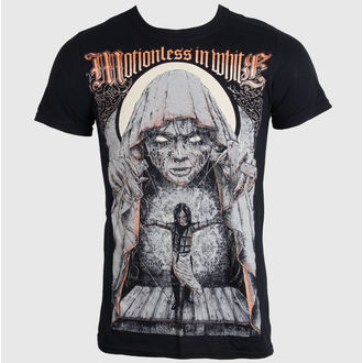 tee-shirt métal pour hommes Motionless in White - GRANDE FINALE- BLACK - LIVE NATION, LIVE NATION, Motionless in White