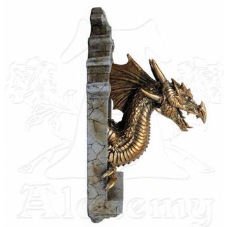 décoration ALCHEMY GOTHIC - The Laidly Relic: Wall Plaque, ALCHEMY GOTHIC